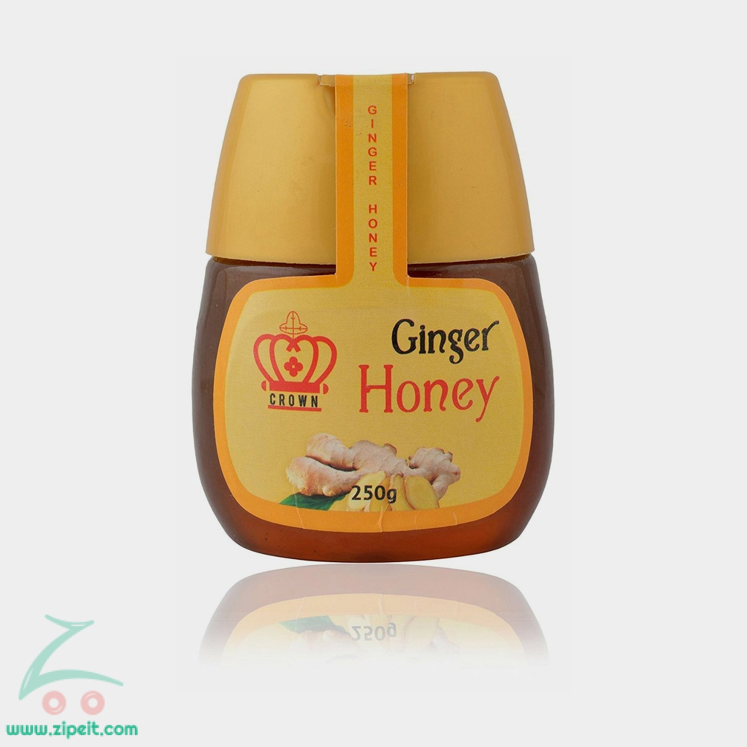 Crown Ginger Honey - 250g