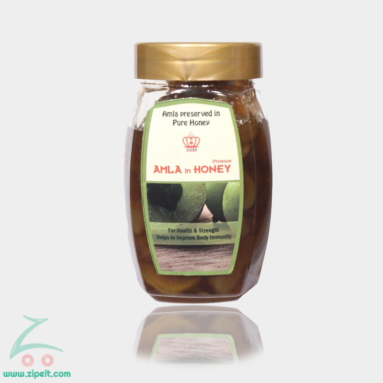 Crown Premium Amla in Honey - 250g