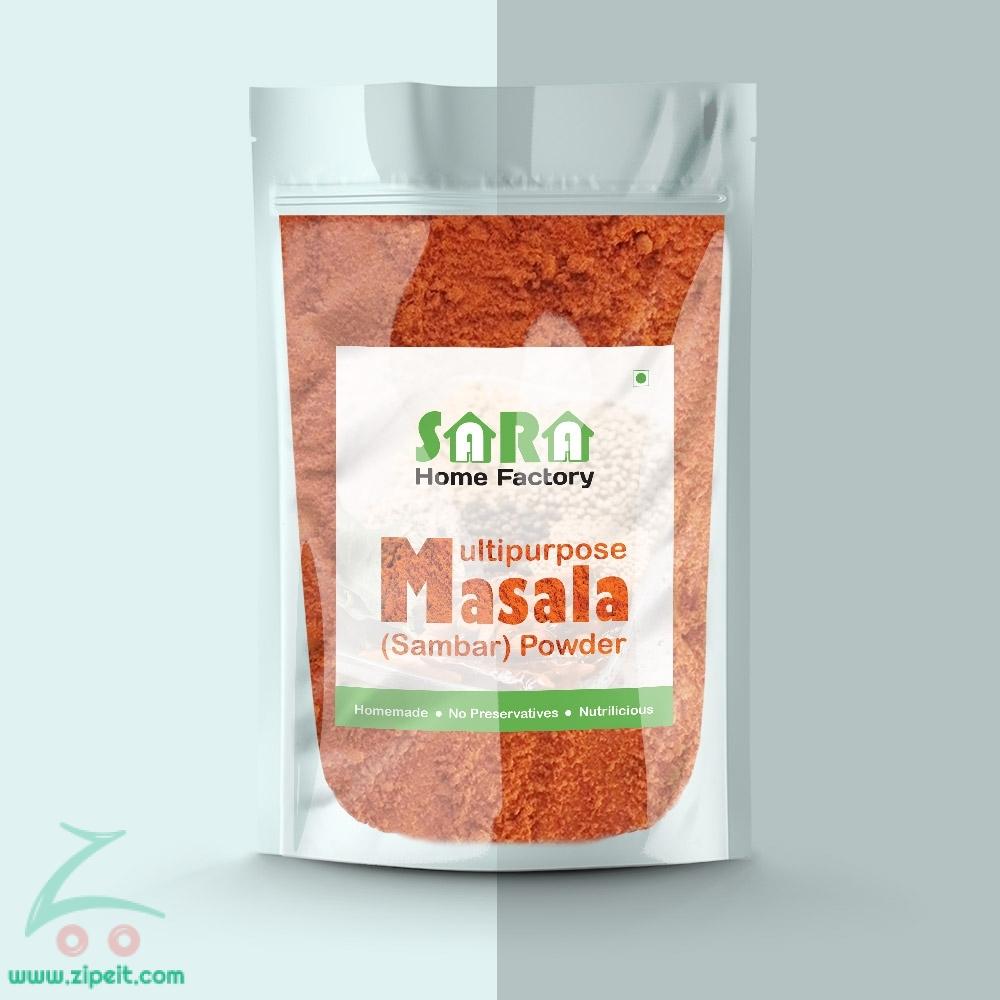 SARA MultiPurpose Masala Powder - 200g