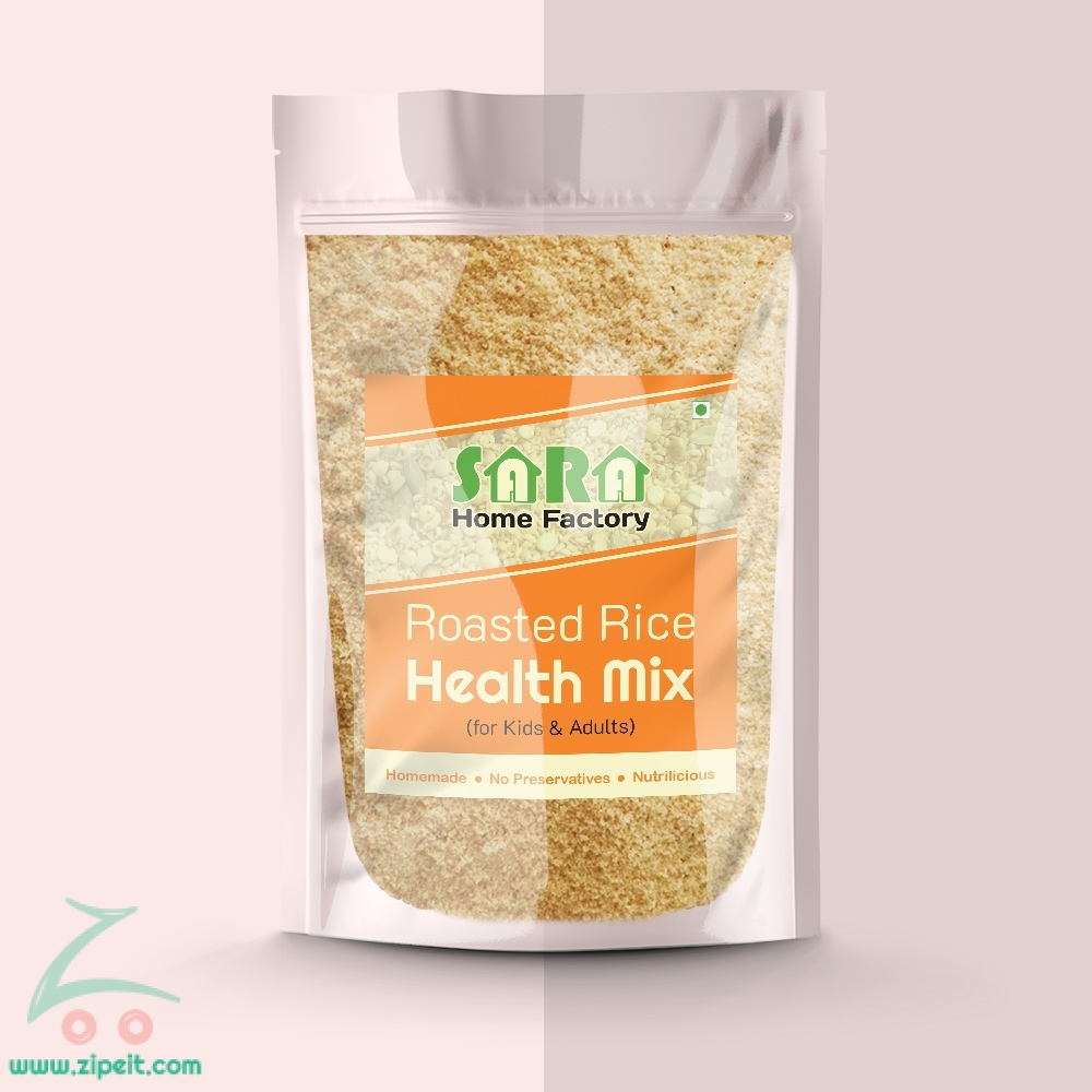 SARA Roasted Rice Health Mix - 200g